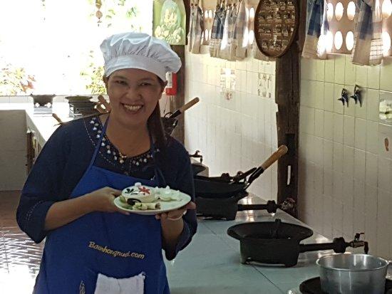 Saraphi, Thailand: Baan Hongnual Cookery School