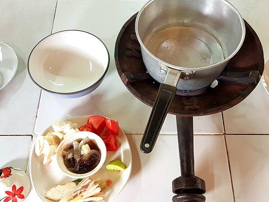 Saraphi, Tailandia: Baan Hongnual Cookery School