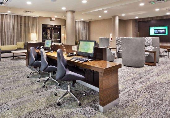Auburn, AL: Business Center