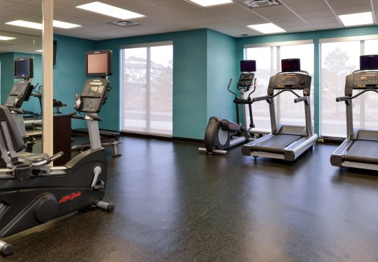 Gallup, NM: Fitness Center