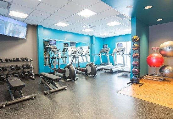 Jamestown, ND: Fitness Center