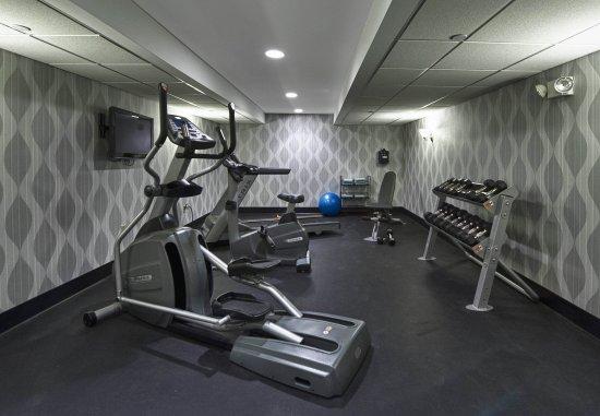 Keene, NH: Fitness Center