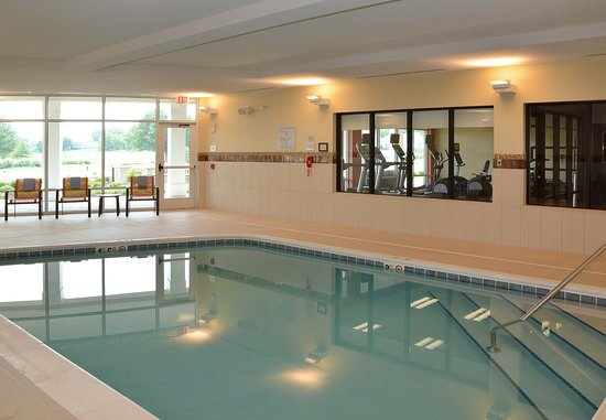 Canfield, OH: Indoor Pool