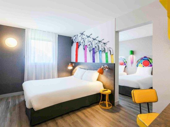 Vierzon, Francia: Guest Room