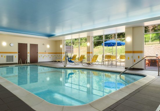 Athens, OH: Indoor Pool