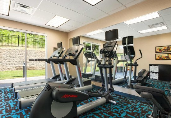 Athens, OH: Fitness Room