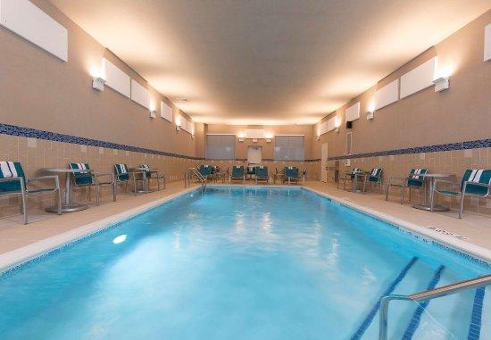 Champaign, Ιλινόις: Indoor Pool