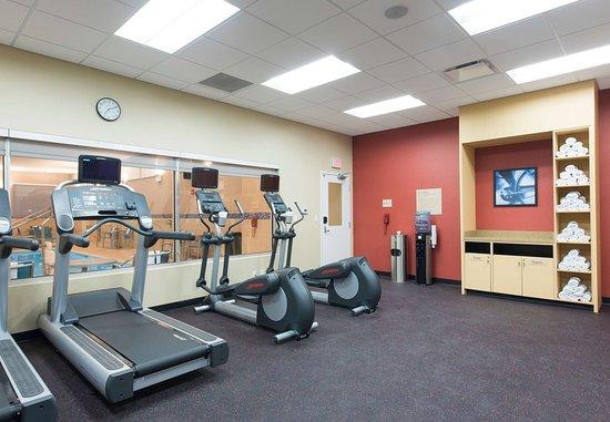 Champaign, Ιλινόις: Fitness Room