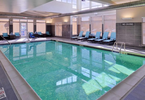 East Lansing, MI: Indoor Pool