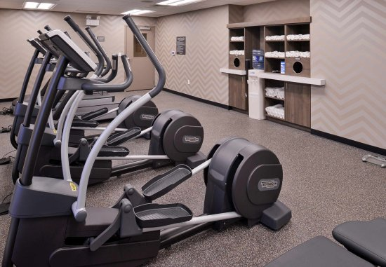 East Lansing, MI: Fitness Center - Cardio Equipment