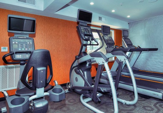 Rosemead, Καλιφόρνια: Fitness Center - Cardio Equipment