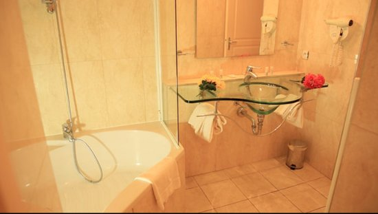 Veigy-Foncenex, Prancis: Bathroom