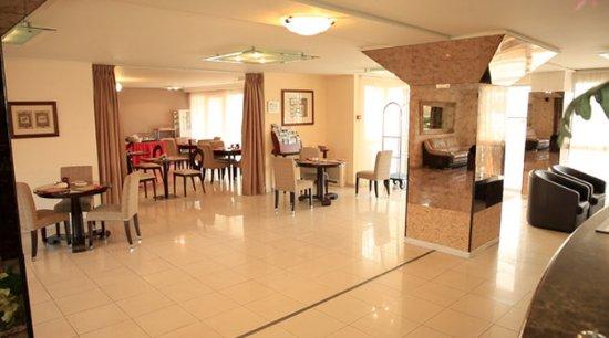 Veigy-Foncenex, France: Lobby