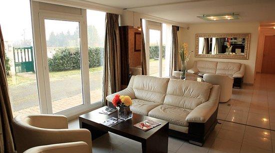 Veigy-Foncenex, France: Lounge