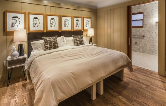 Homewood, CA: Sparrow Bedroom