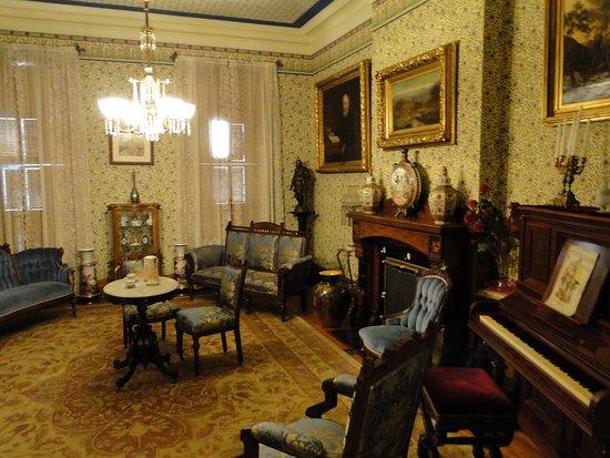 Benjamin Harrison Presidential Site Photo
