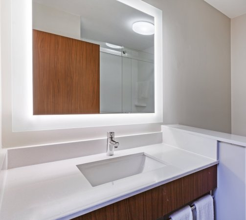 แซนด์สปริงส์, โอคลาโฮมา: Guest Bathroom