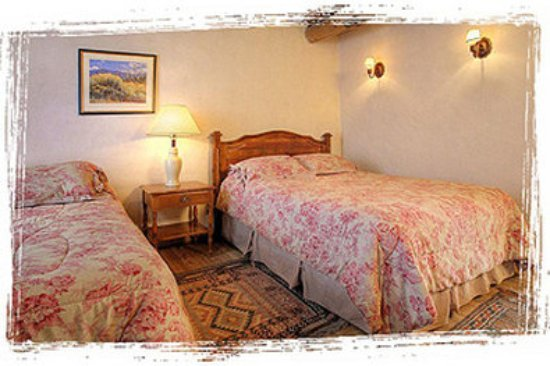Mabel Dodge Luhan House: Guest Room