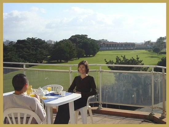 Mer et Golf Loisirs : Terrace