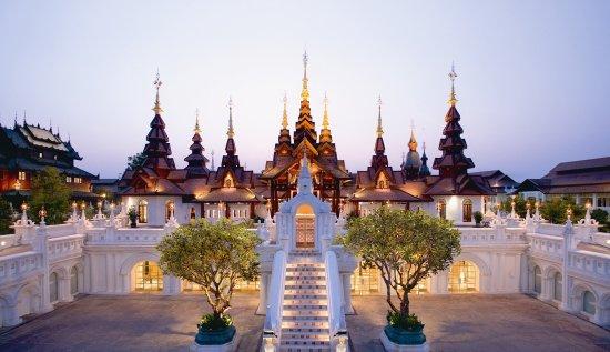 The Dhara Dhevi Chiang Mai: Main Lobby