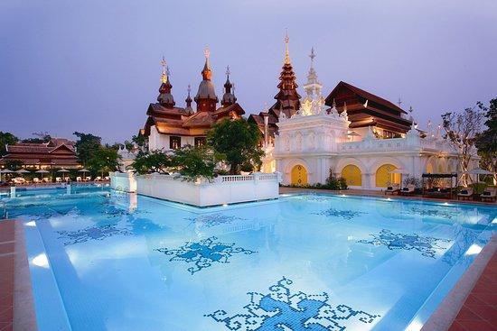 The Dhara Dhevi Chiang Mai: Colonial Pool