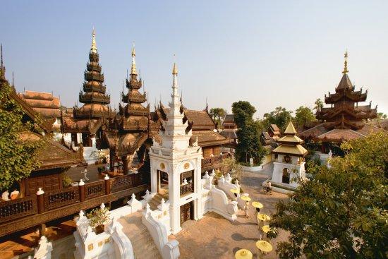 The Dhara Dhevi Chiang Mai: The Dheva Spa