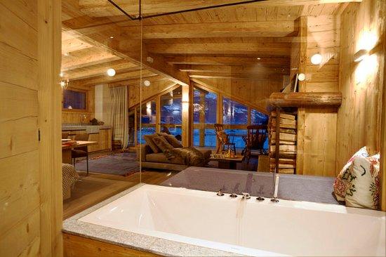 Uderns, Áustria: Bathroom