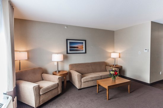 Bonnyville, Canada: Penthouse suite