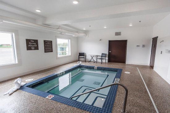 Bonnyville, Canada: Indoor pool