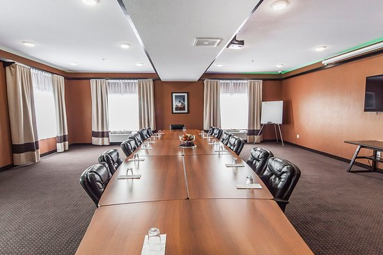 Bonnyville, Canada: Meeting room
