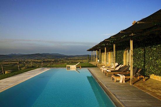 Gavorrano, อิตาลี: Pool
