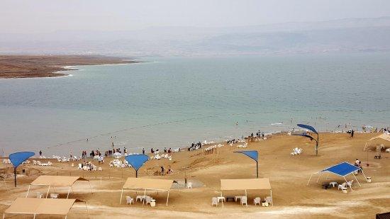 Kalia, Izrael: The Dead Sea