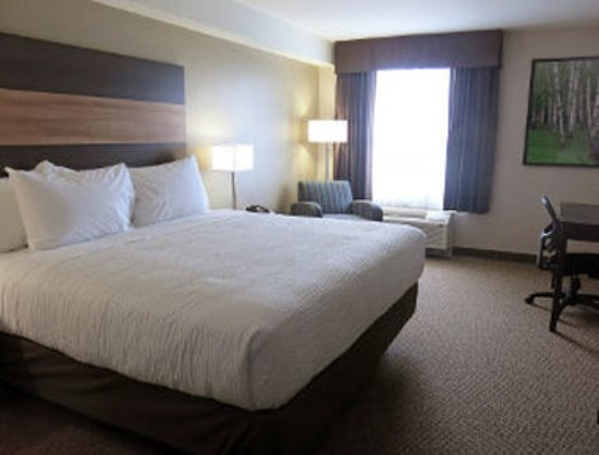 Lindsay, Canadá: 1 King Bed Room