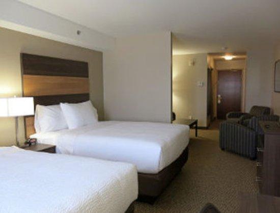 Lindsay, Canadá: 2 Queen Bed Suite