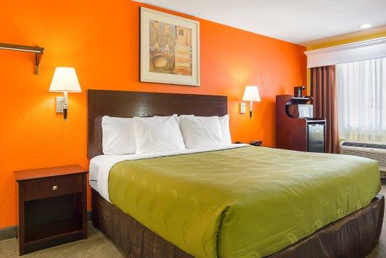 Kartago, TX: Guest room