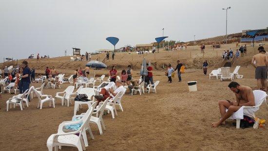 Kalia, Israel: The Dead Sea