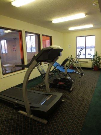 Pinckneyville, IL: Fitness Facility