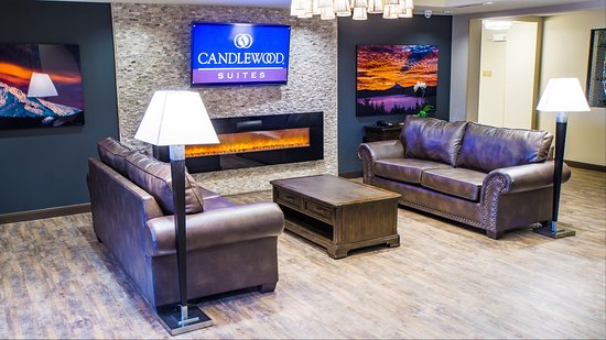 Vancouver, Waszyngton: Candlewood Suites Located near Portland Airport