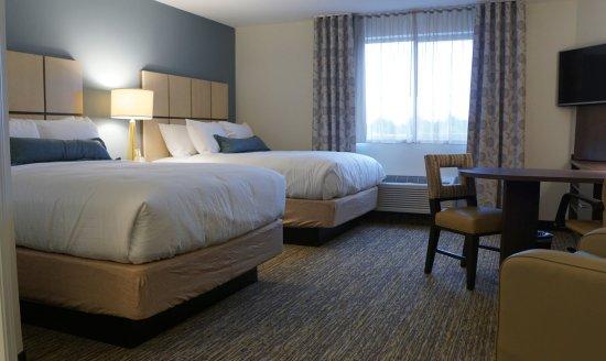 Vancouver, WA: Candlewood Suites 2 Queen Bedroom