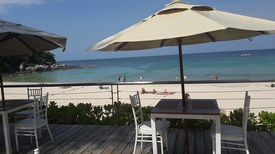 Katathani Phuket Beach Resort: Sala colazioni