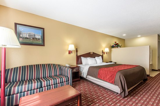 Andalusia, Αλαμπάμα: Guest room