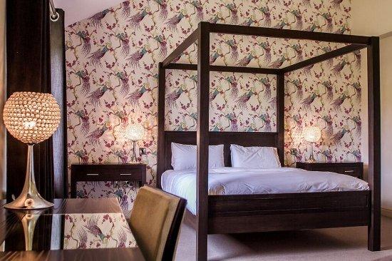 Stonedge, UK: The YorkLuxury Suite