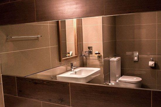 Stonedge, UK: Bathroom