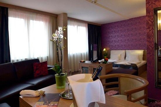 Vitta Hotel Superior Budapest : Guest Room