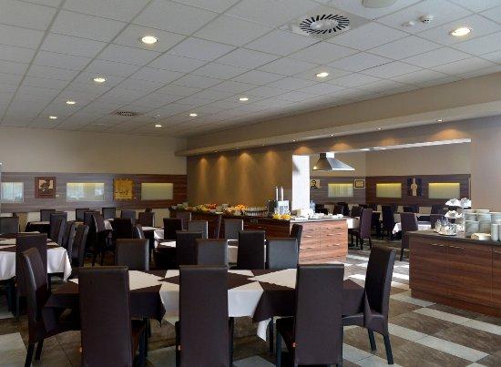 Vitta Hotel Superior Budapest : Restaurant