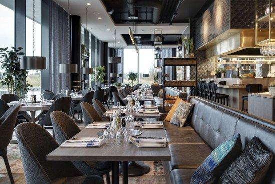 Sola Municipality, Norge: Restaurant