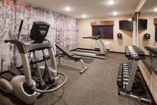 Morris, MN: Fitness Center