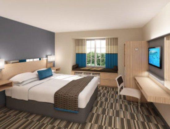 Altoona, Πενσυλβάνια: 1 Queen Bed