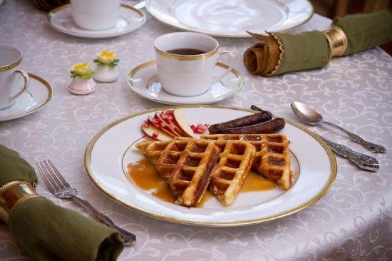 Danville, PA: Breakfast