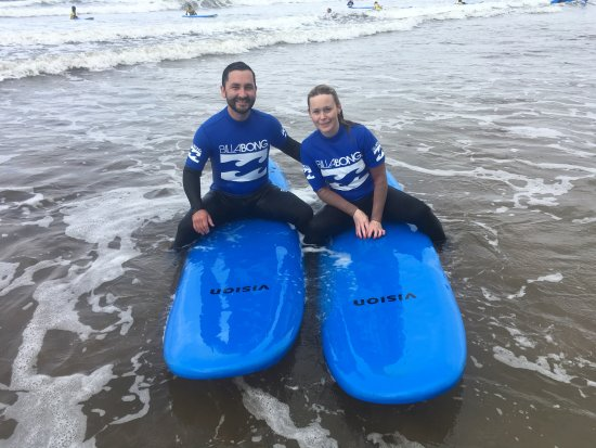 Dingle Surf: Those who surf together stay together! Surfing is a fantastic activity to try as a couple.